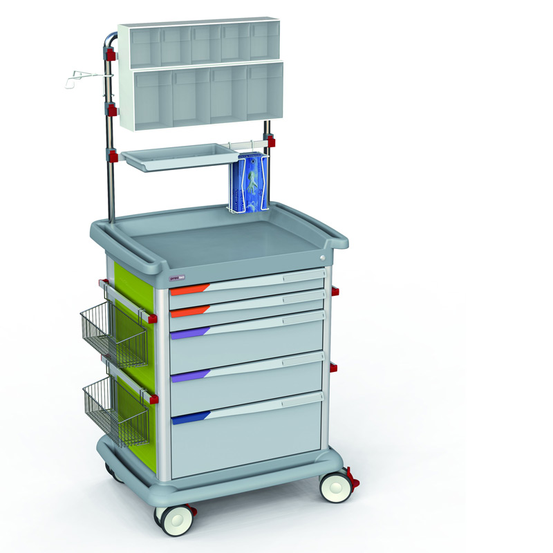 PRECISO N°9 – Anaesthesia Trolley