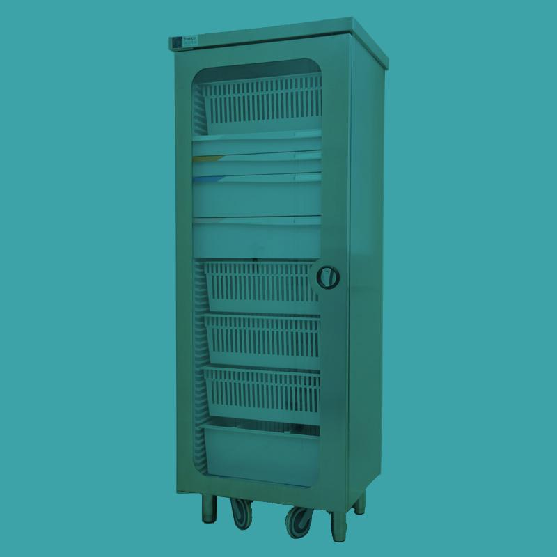 Stainless Steel Cabinet ISO 600×400