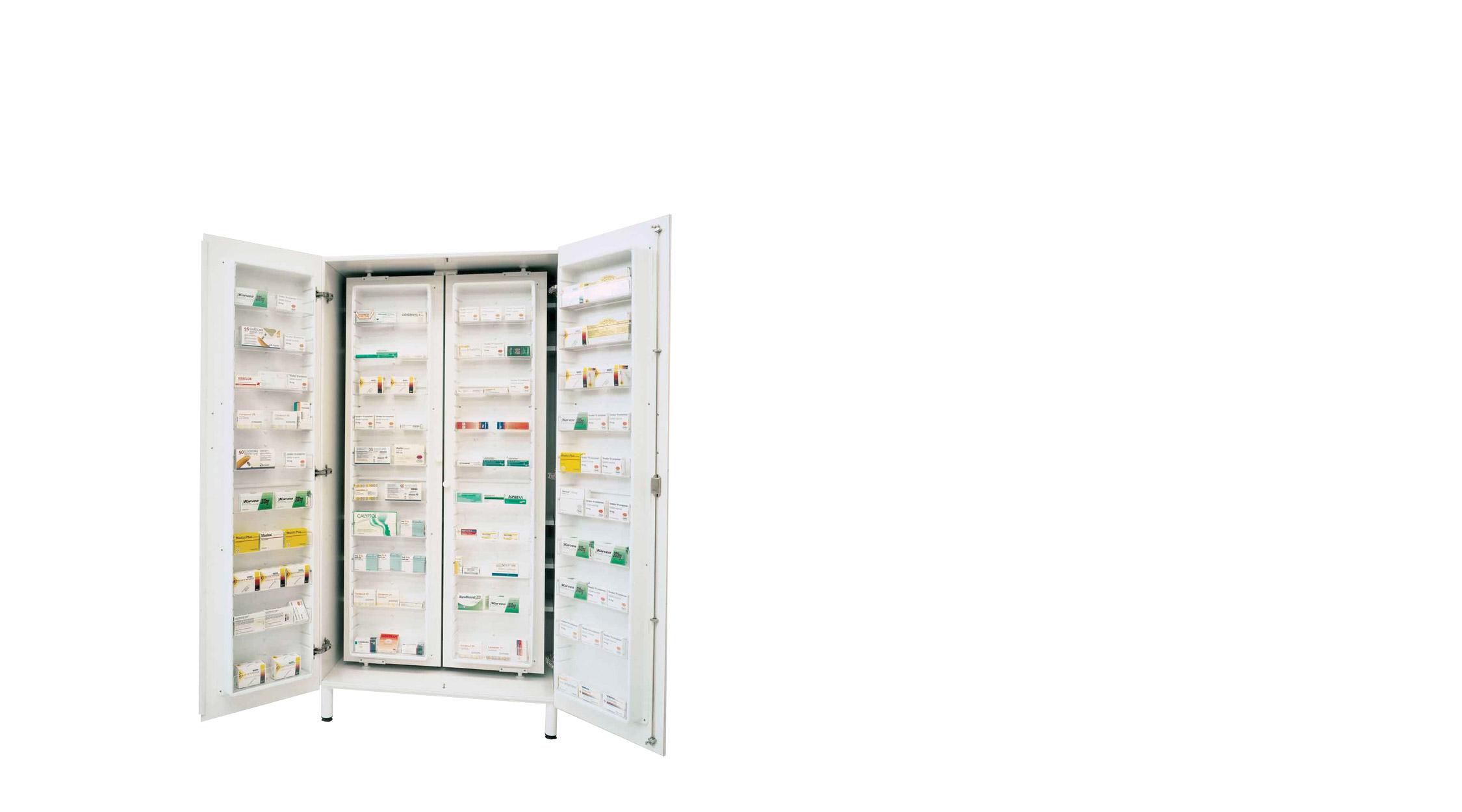 Medication-cabinets
