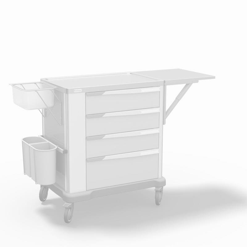 Plaster cart