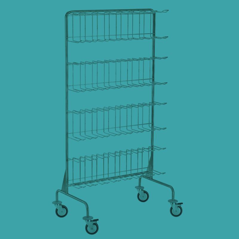 Clogs Holder trolley