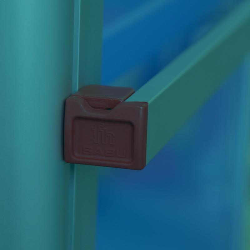 Système SABU pour la barre d'accessoires