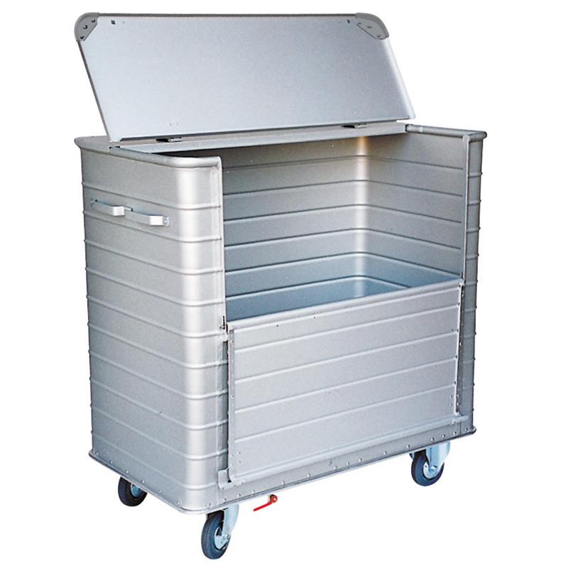 Chariot en Aluminium pour Déchets 4500CR