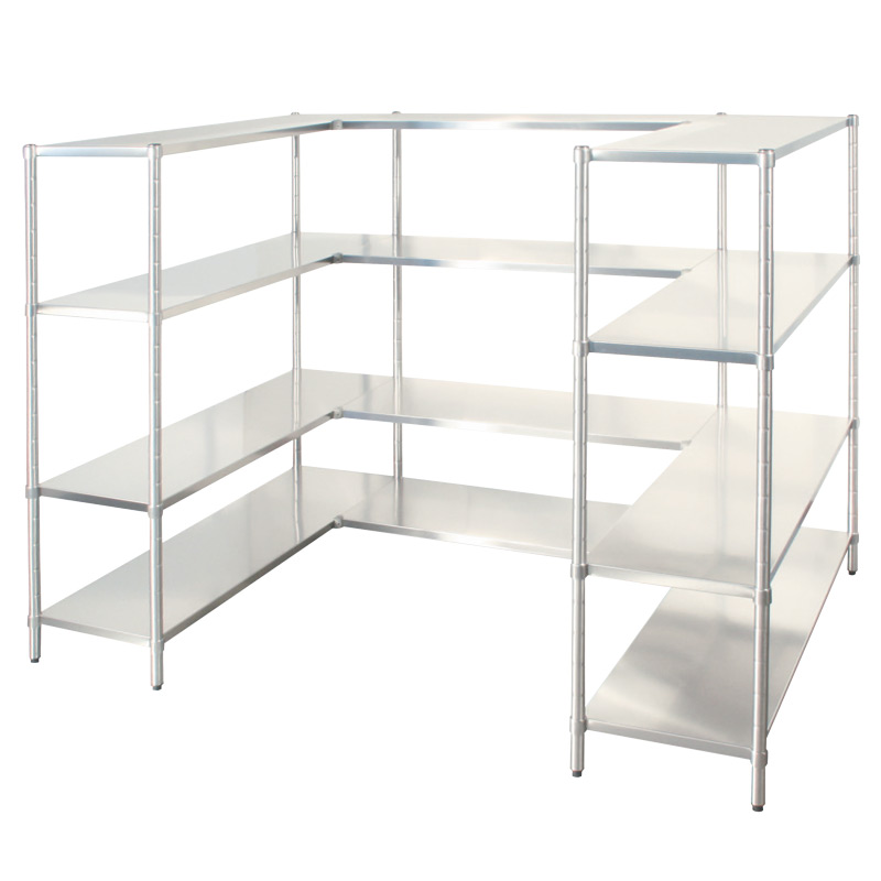 Stainless Steel Shelving System