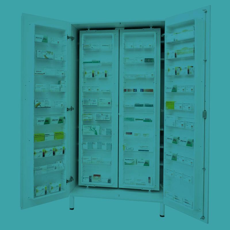 Medication cabinets