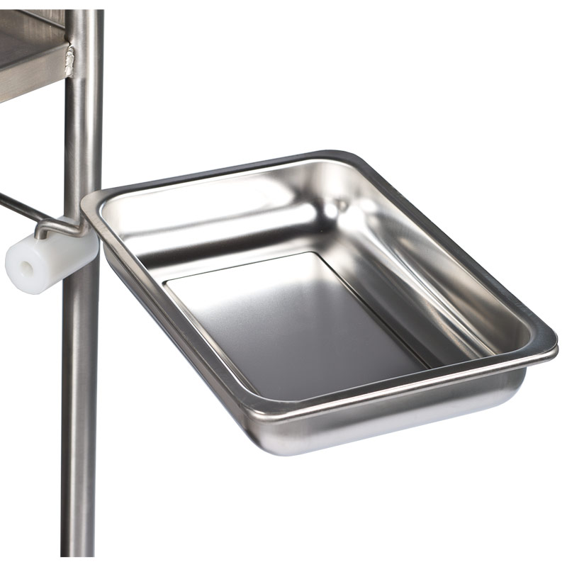 Rectangular Stainless Steel Basin