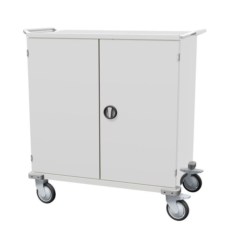 Painted Steel Trolley / Container CT60-2MC