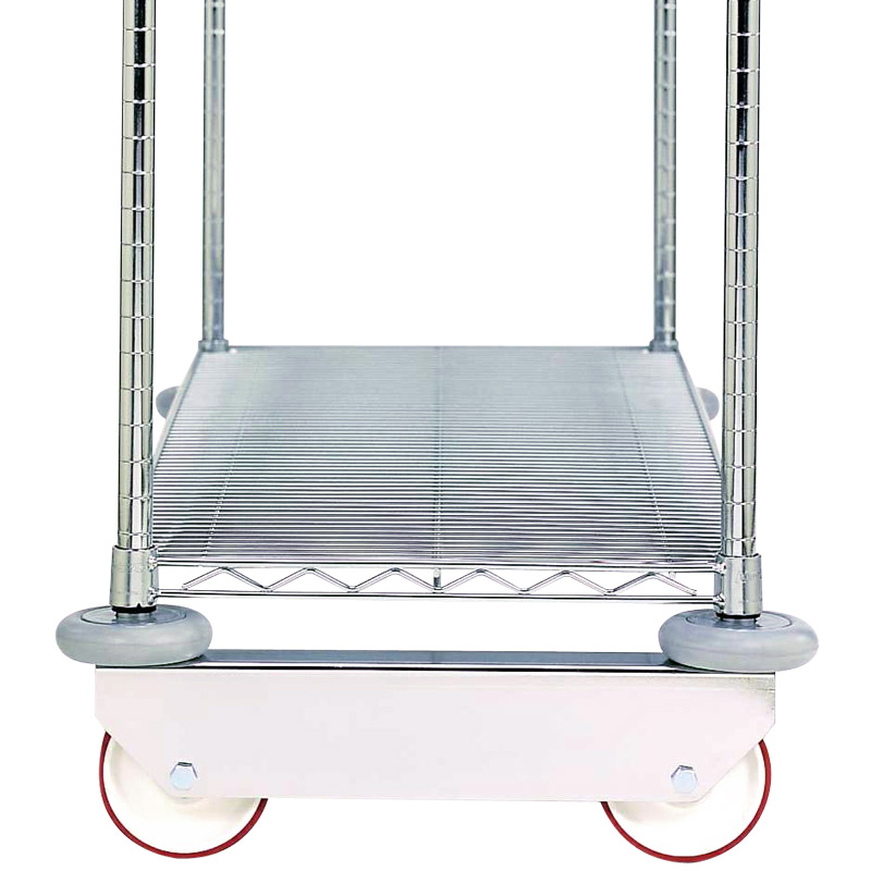 MOSYS-SPACE shelving system wheels