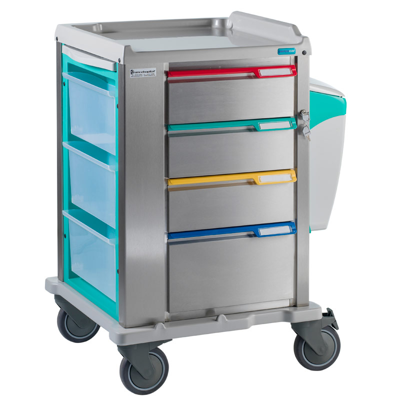 Therapy trolley