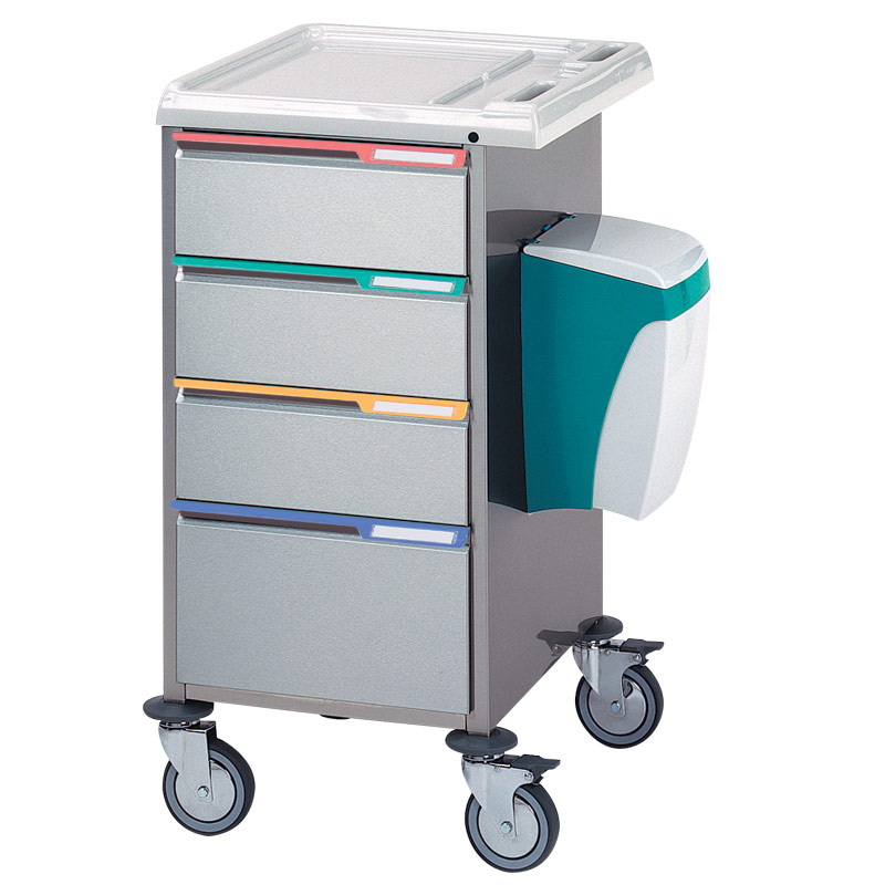 Compact Therapy Trolley