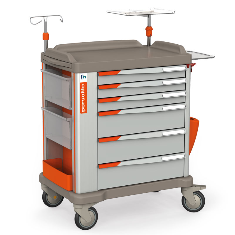Persolife 600 with 6 drawers