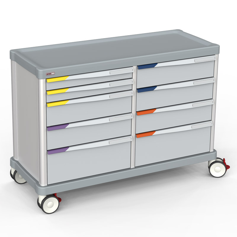 TRS 110 small double with drawers