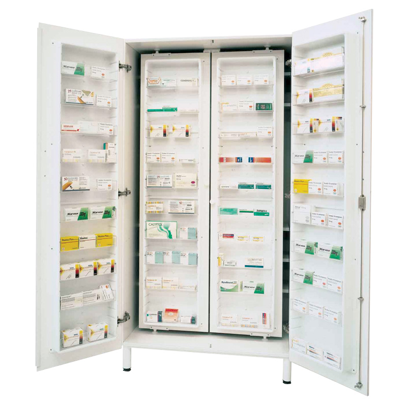 Medication Cabinet with or without safe