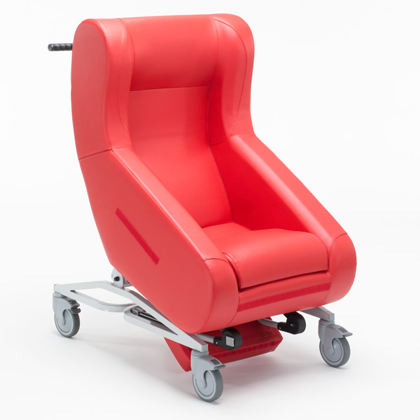 "Relaxation and Therapy Chair ""culla"" at S.Anna hospital – Prof.Amedeo Zurlo"
