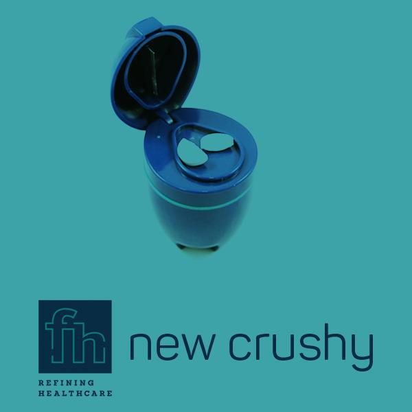 CRUSHY: aggiornato & più forte