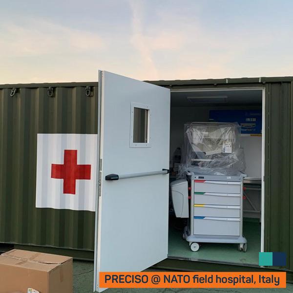Ospedale da campo NATO