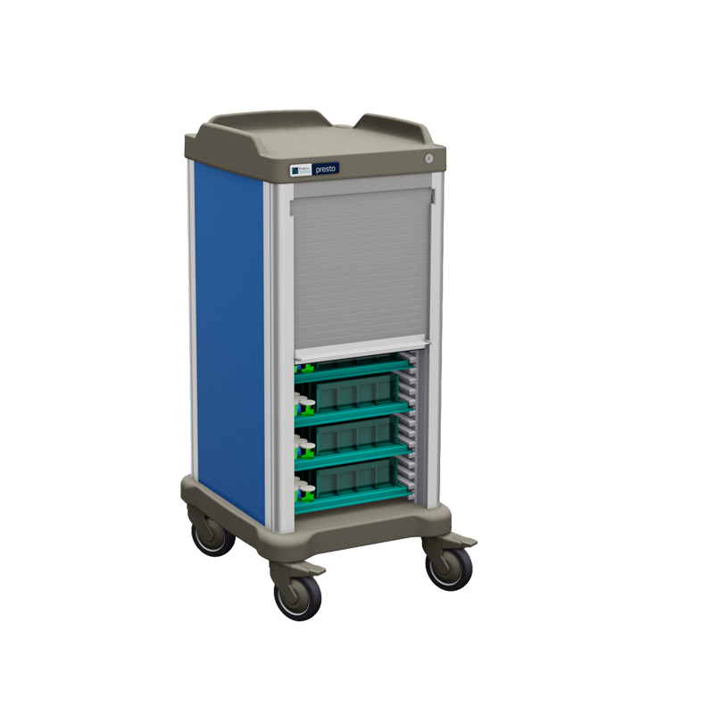PERTE is a therapy distribution trolley