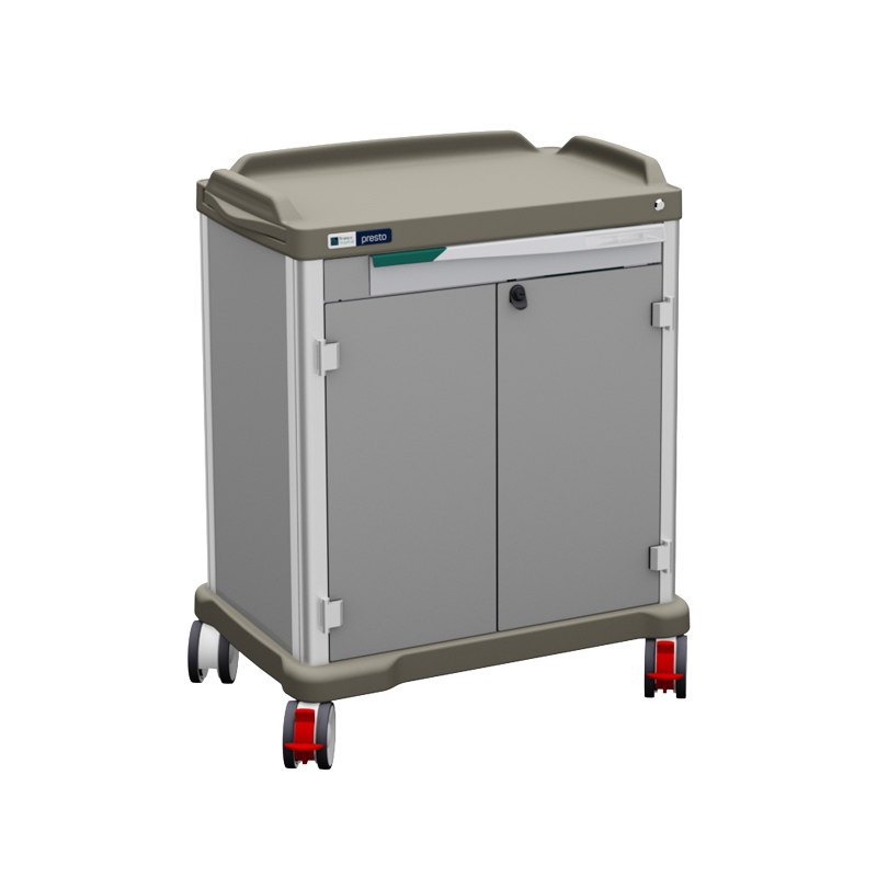 Trolley for Clean Linen Storage